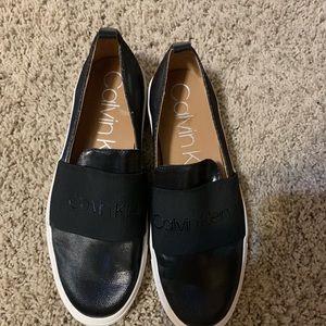 Calvin Klein size 8 shoes